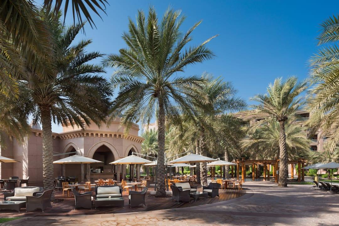 Las Brisas, Mandarin Oriental, Abu Dhabi, Emirates Palace