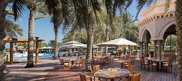 Las Brisas, Mandarin Oriental, Emirates Palace, Abu Dhabi