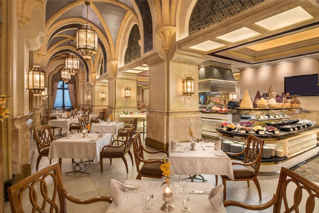 Le Vendôme, Mandarin Oriental, Abu Dhabi, Emirates Palace