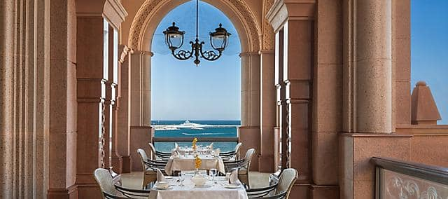 Le Vendôme, Mandarin Oriental, Emirates Palace, Abu Dhabi