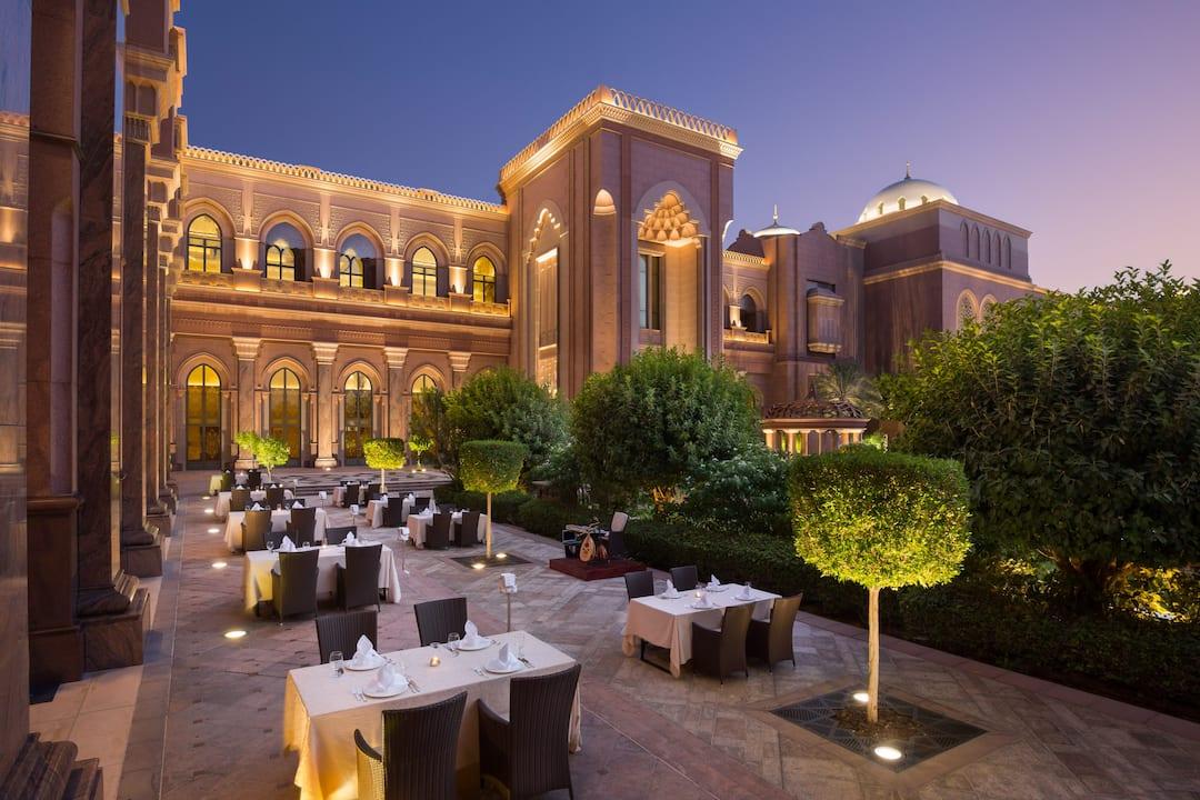Mawal, Mandarin Oriental, Abu Dhabi, Emirates Palace