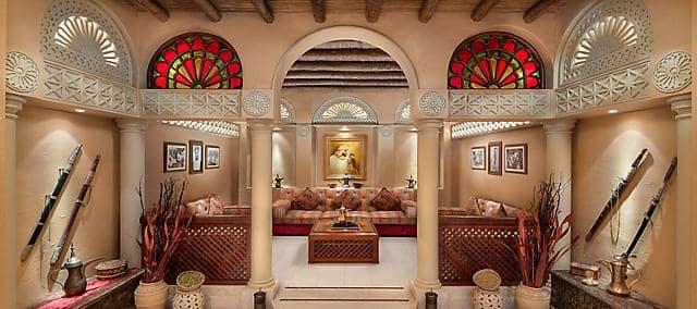 Mezlai Emirati, Mandarin Oriental, Emirates Palace, Abu Dhabi