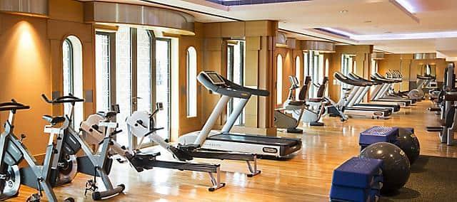Gym, Emirates Palace