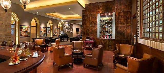 Havana Club, Mandarin Oriental, Emirates Palace, Abu Dhabi