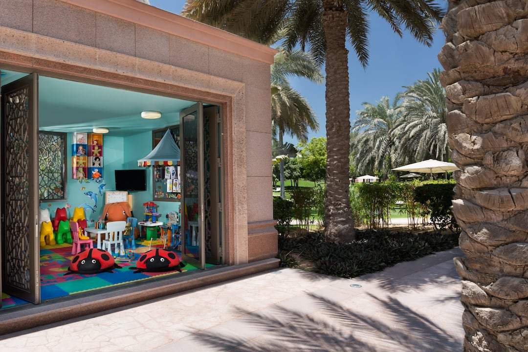 Emirates Palace kids club