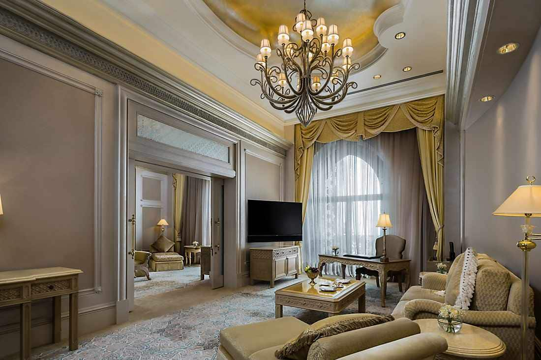 Two Bedroom Palace Suite - Lounge