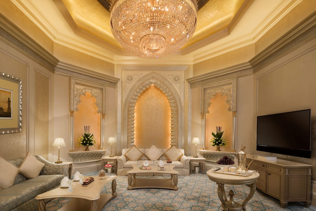 Emirates Palace Majilis Suite