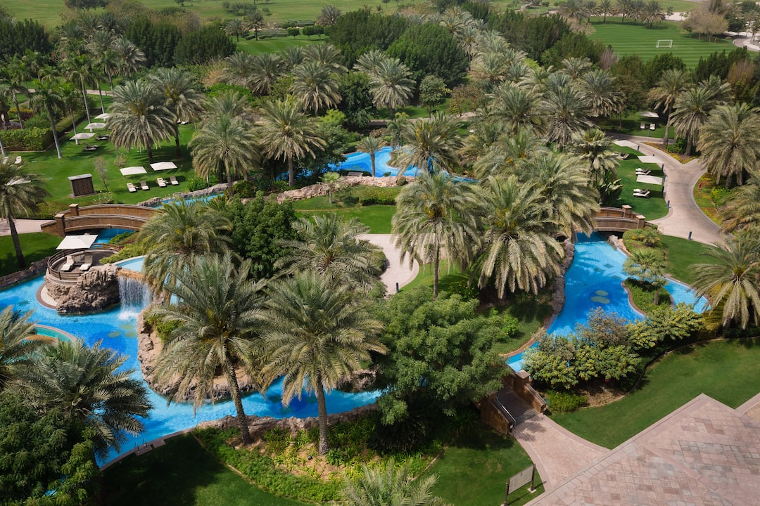 Emirates Palace kids pool