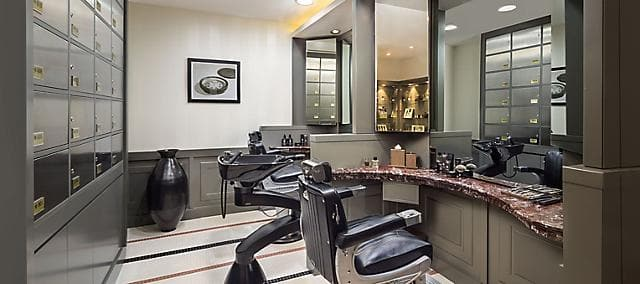 Barbers Seat, Emirates Palace