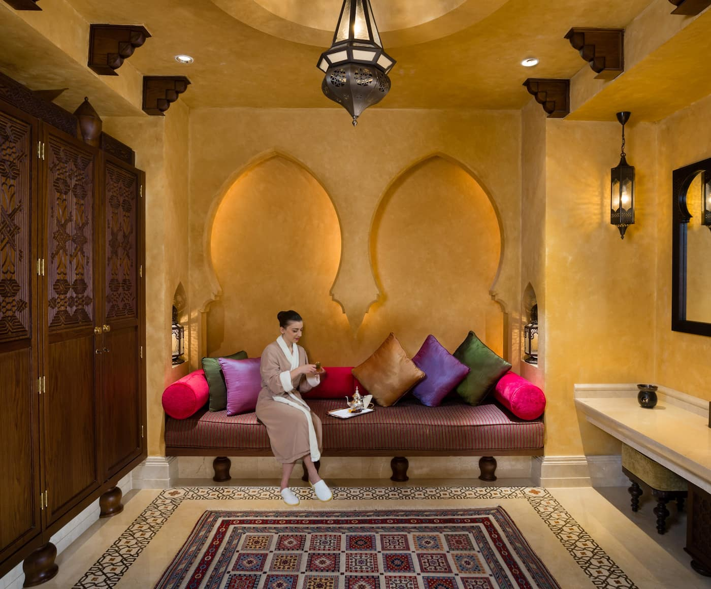 Spa, Emirates Palace