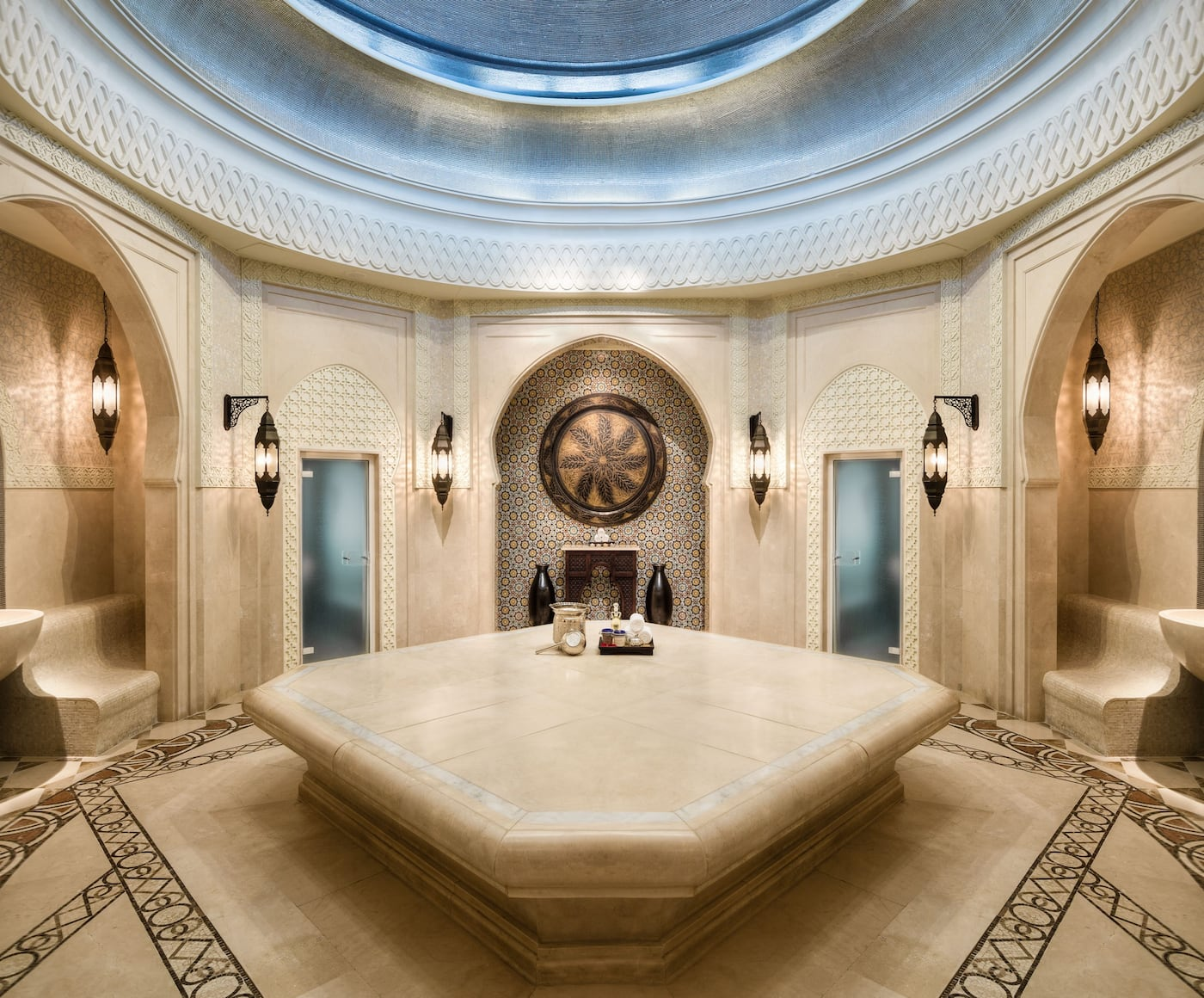 Hammam Spa, Emirates Palace