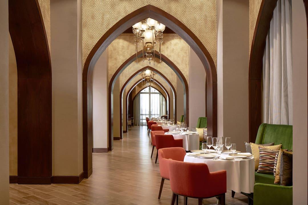Martabaan by Hemant Oberoi, Mandarin Oriental, Abu Dhabi, Emirates Palace