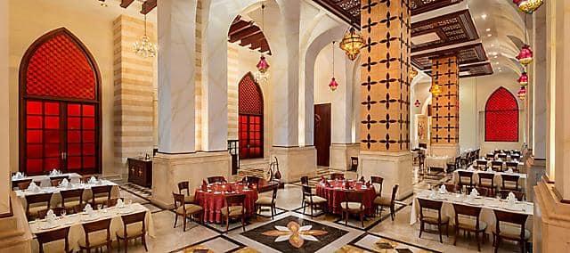 The Lebanese, Mandarin Oriental, Emirates Palace, Abu Dhabi