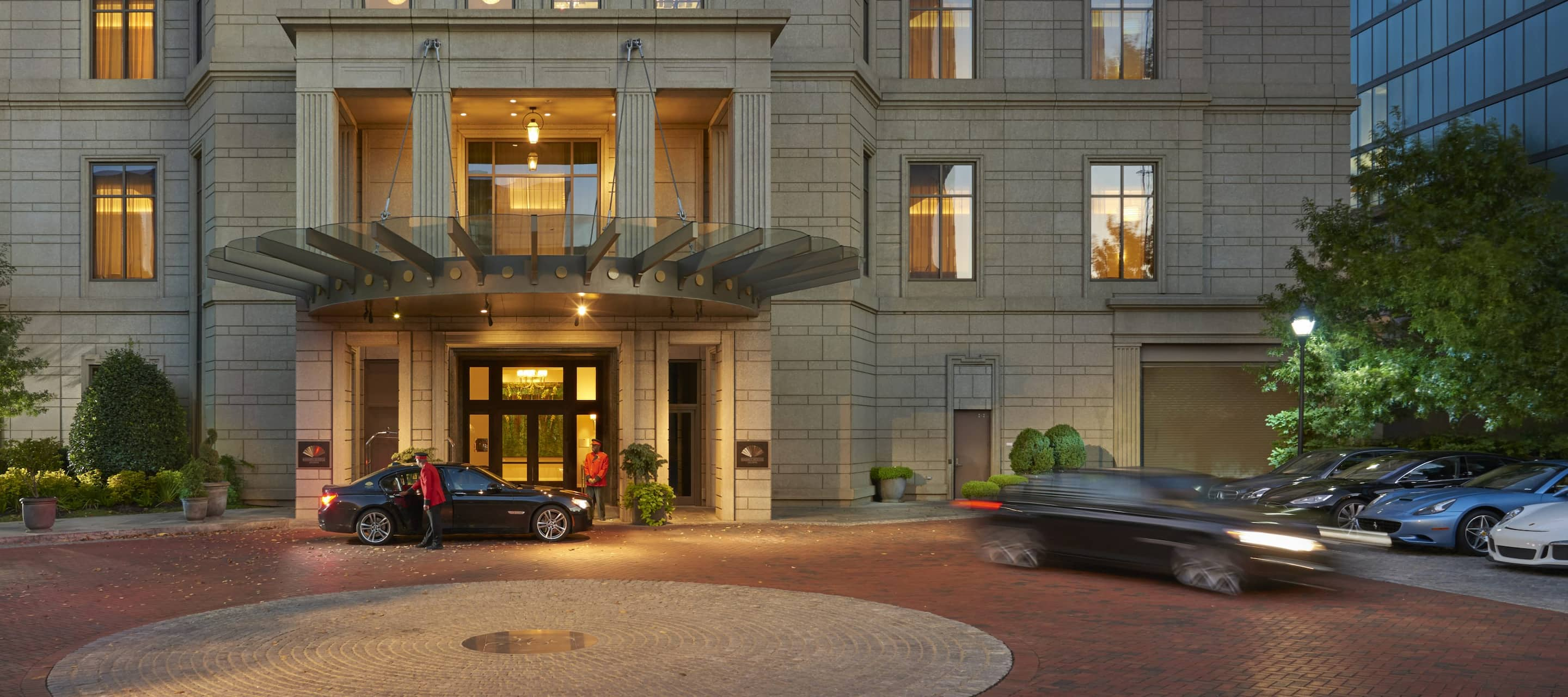 Luxury 5 star hotel buckhead mandarin oriental atlanta - Affordable interior design atlanta ...