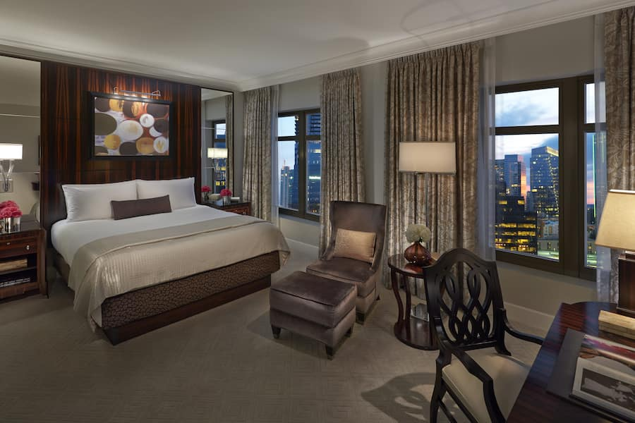 Mandarin Oriental Atlanta Room Service Menu