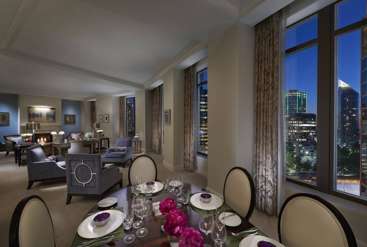 Luxury 5 Star Hotel Buckhead Mandarin Oriental Atlanta