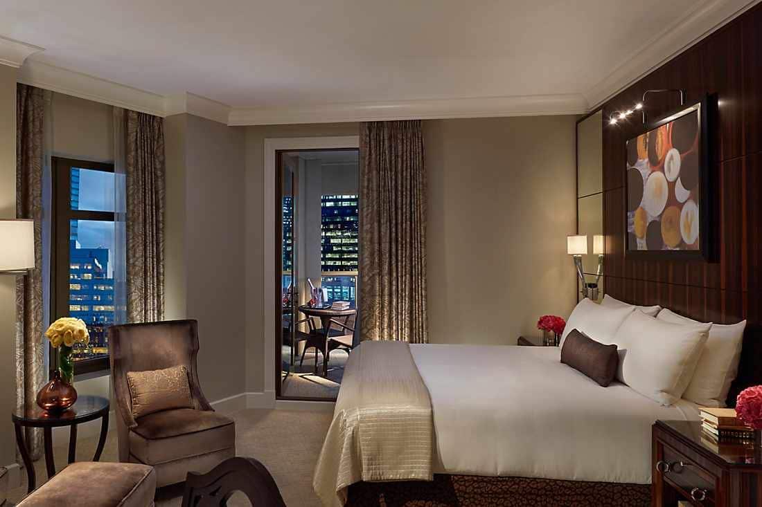Luxury Accommodations In Buckhead Mandarin Oriental Atlanta