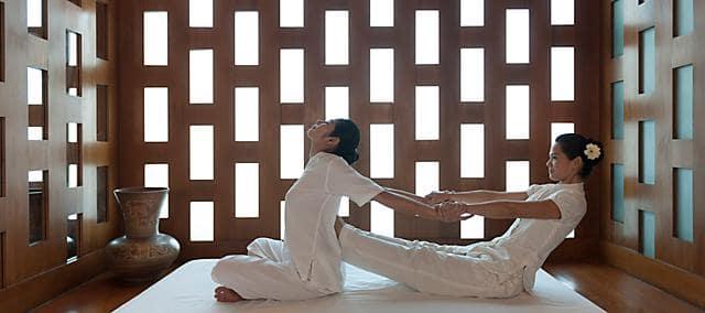 thai massage at mandarin oriental, bangkok