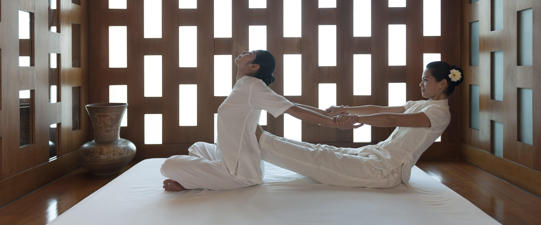 Thai massage wesseling