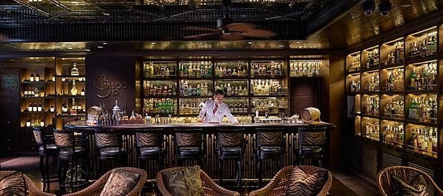 The Bamboo Bar - Bars On The Chao Phraya River | Mandarin Oriental on jazz club design, jazz nightclub design, theater design, jazz 90s design, house design, restaurant design, microbrewery design, beer garden design, jazz rock design, bar design,