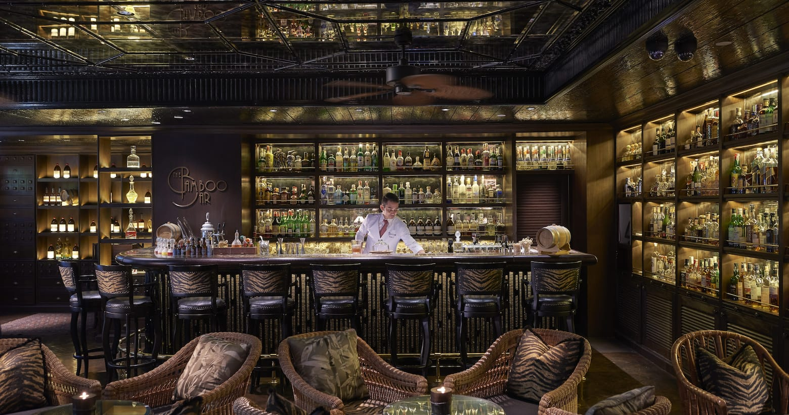 Bamboo 酒吧