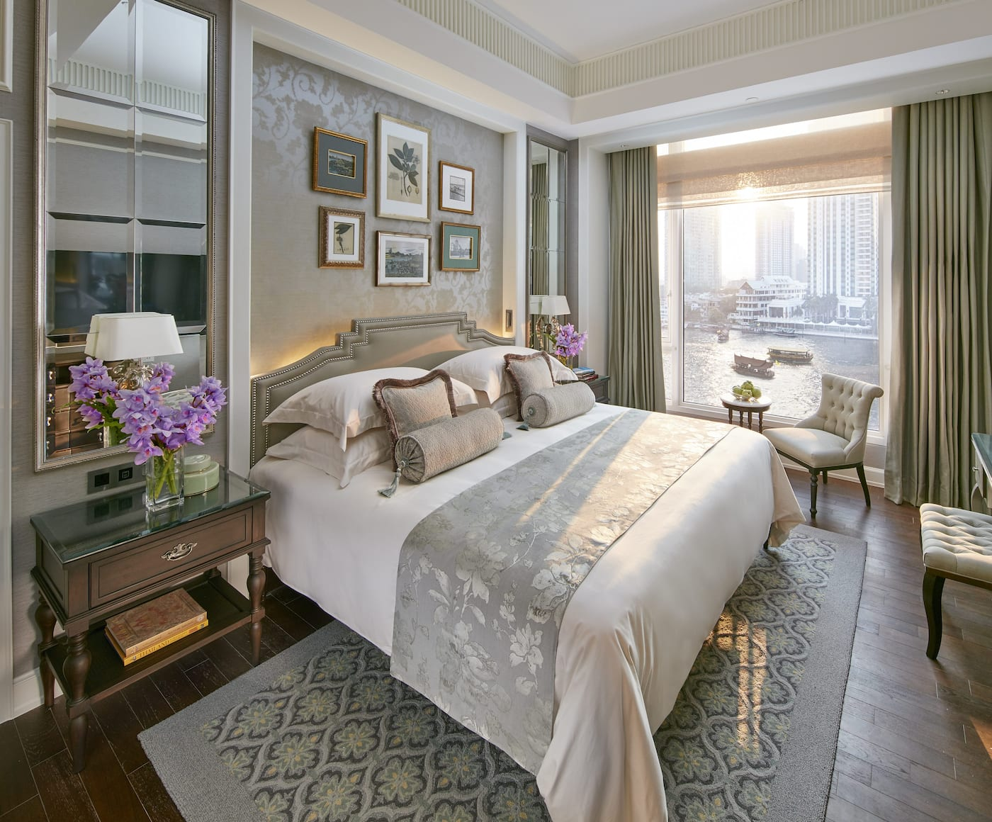 Luxury Hotels Bangkok Mandarin Oriental Bangkok