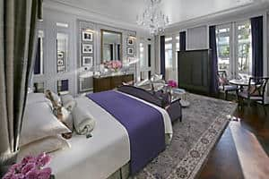 The Royal Suite - Bedroom