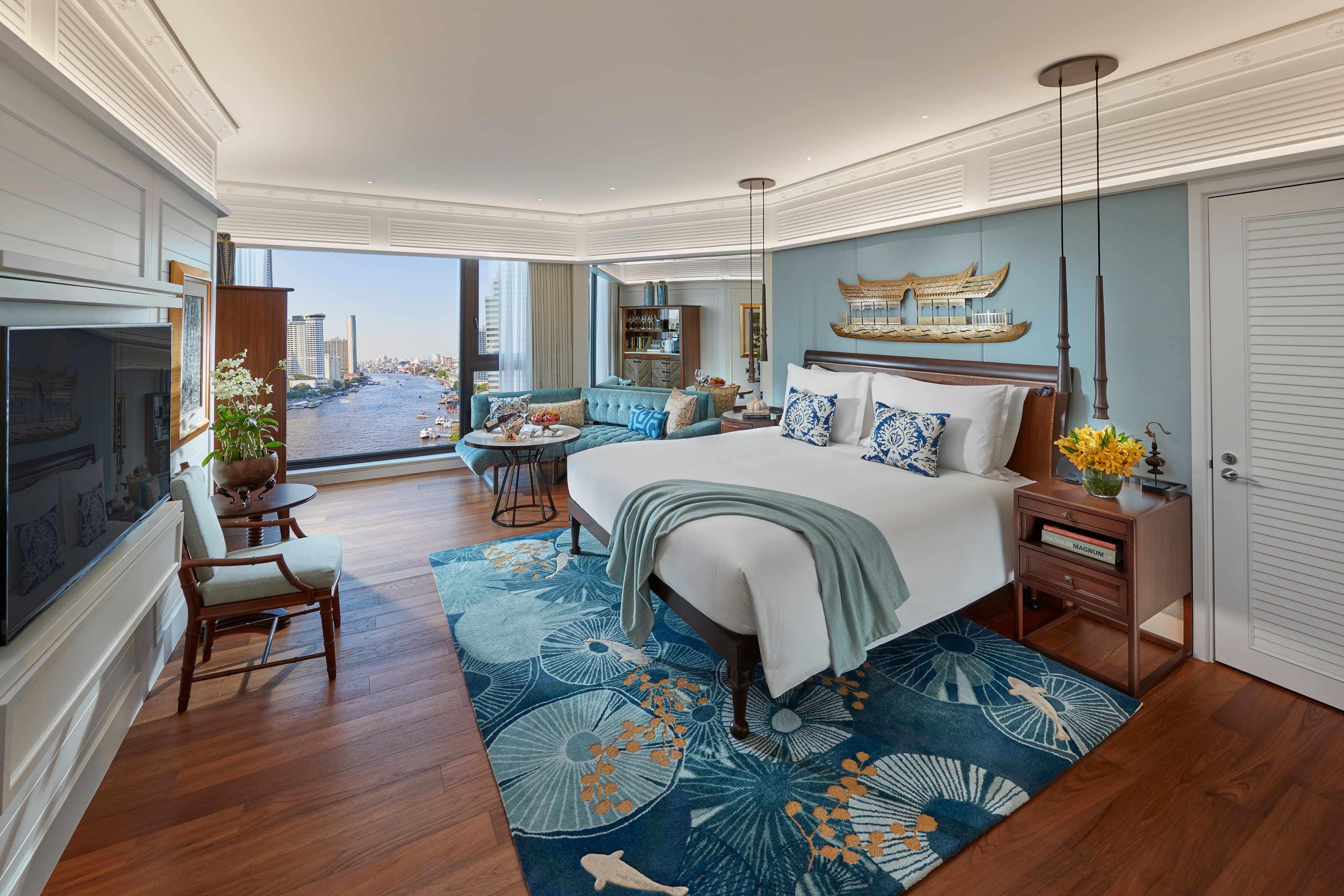 Deluxe Premier Room | Luxury Room | Mandarin Oriental, Bangkok