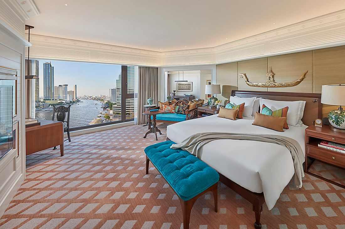 Siam One-Bedroom Suite bedroom