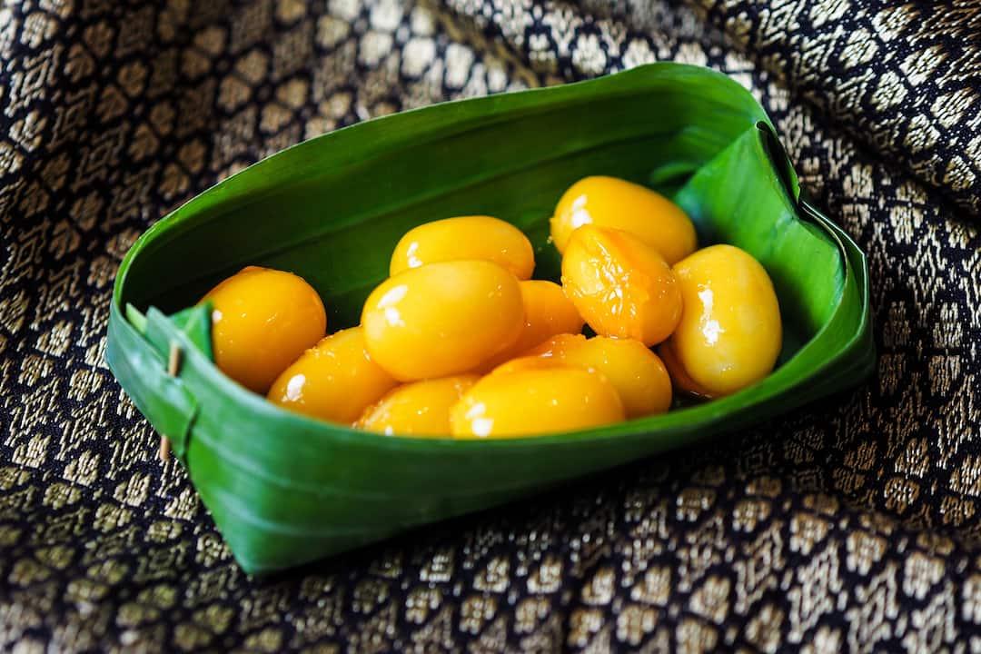 dish from cooking school at mandarin oriental, bangkok
