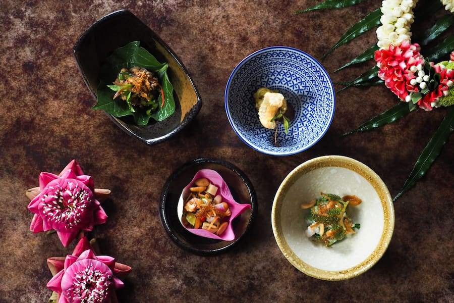 Sala Rim Naam - Thai Cuisine On The Chao Phraya River