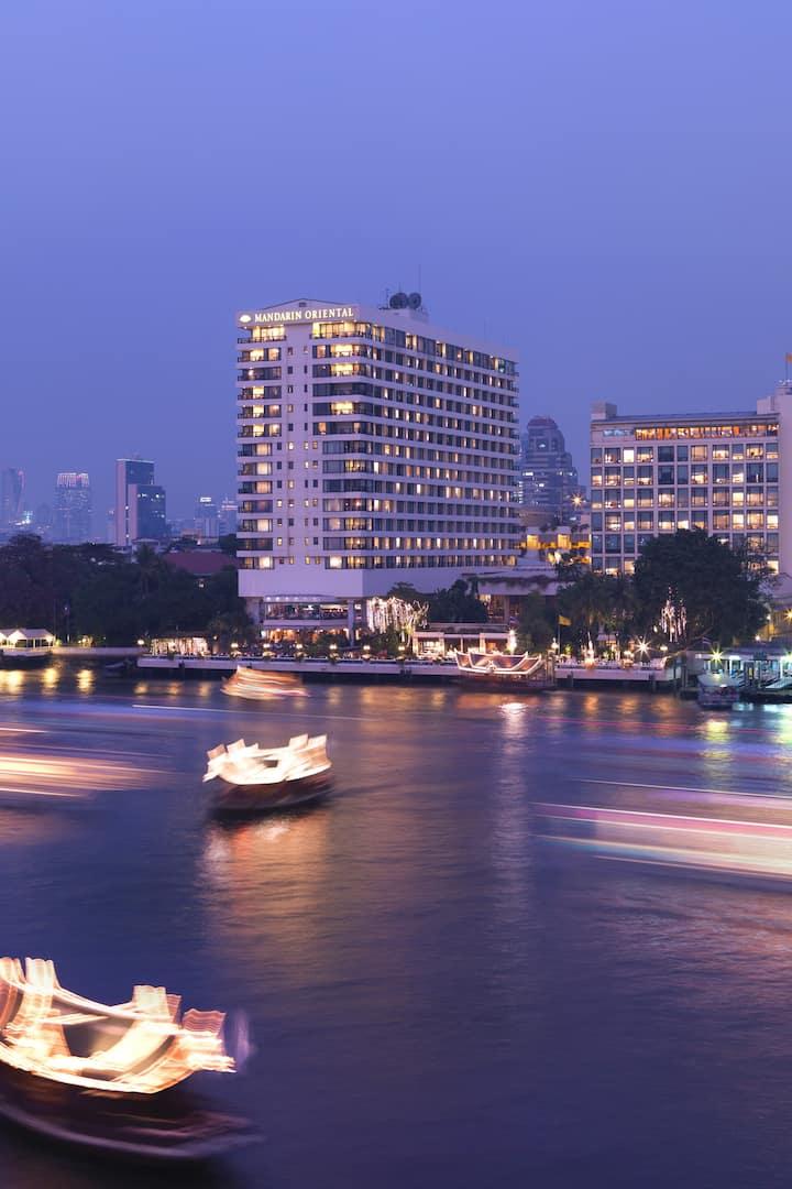 Star Hotels In Bangkok Thailand