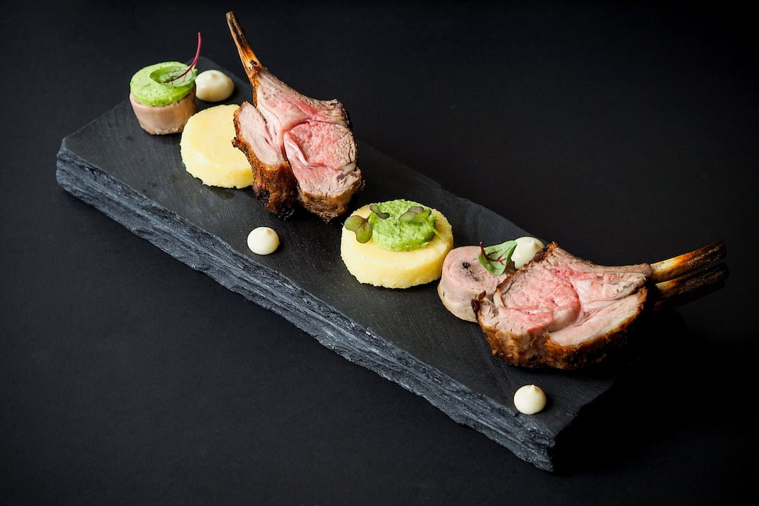 lamb  from ciao at mandarin oriental, bangkok