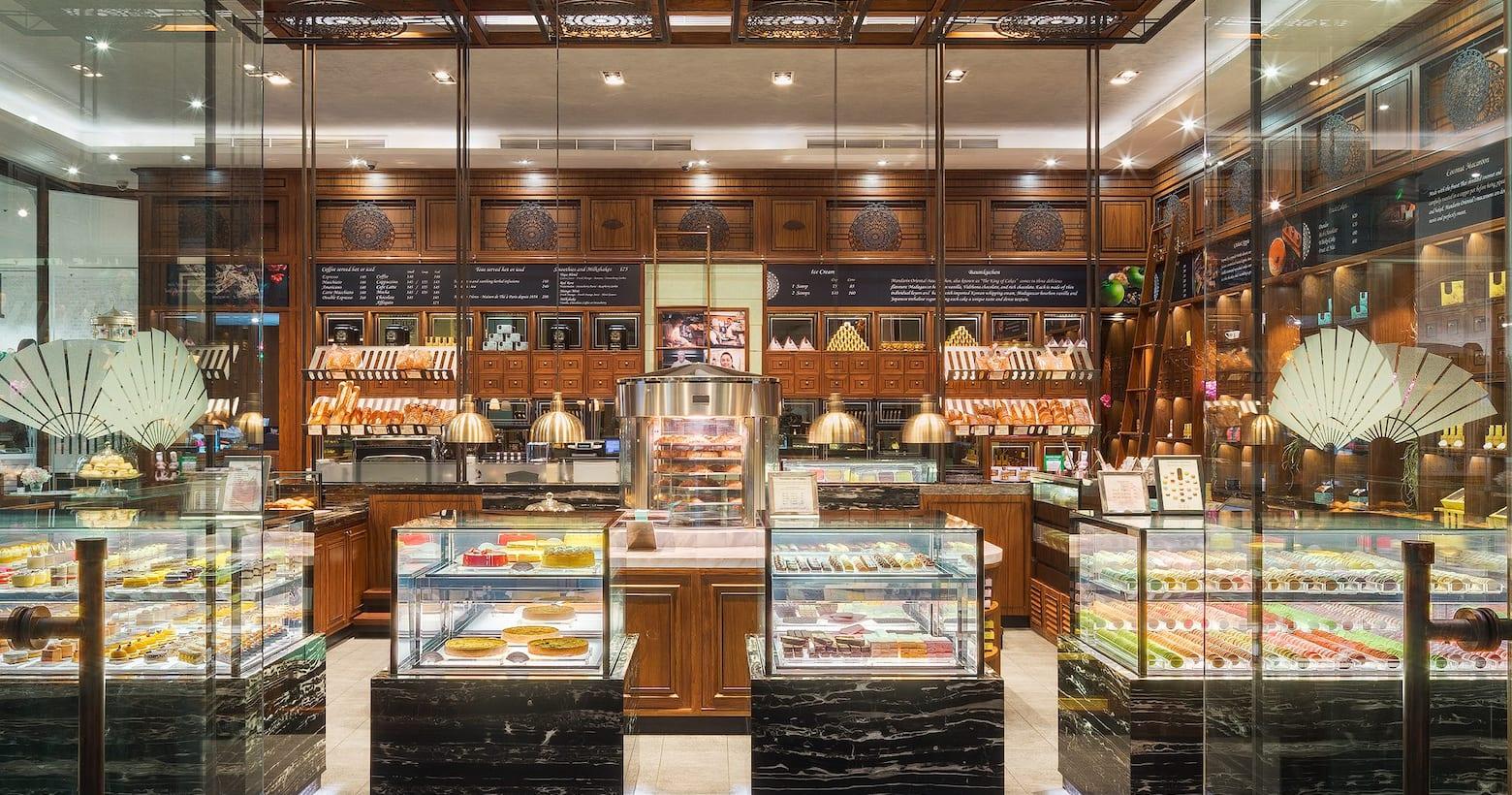 The Mandarin Oriental Shop