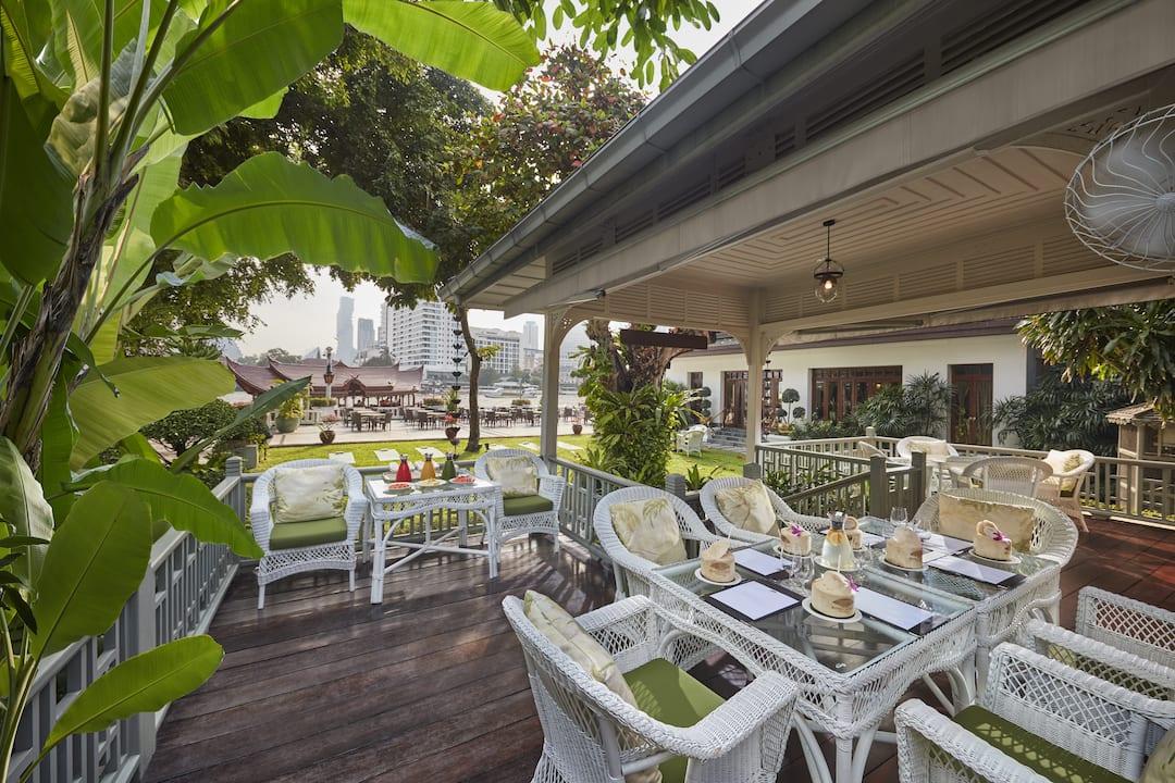 曼谷户外会议空间