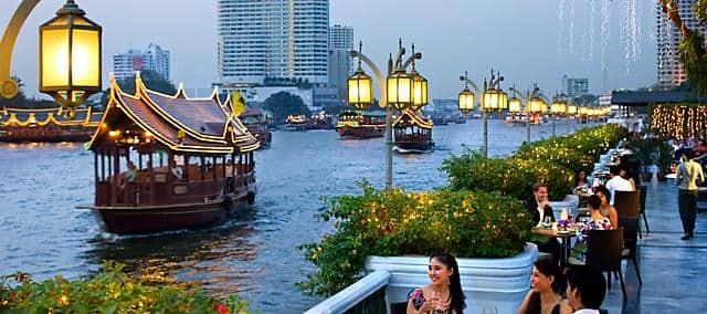 Riverside Terrace International Cuisine On The Chao