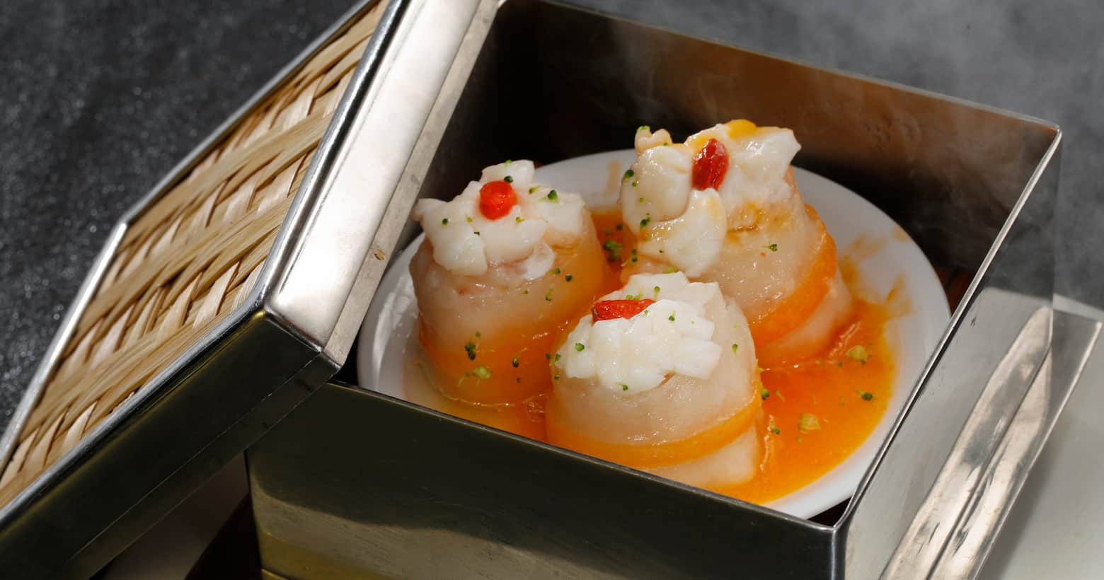 dim sum from the china house