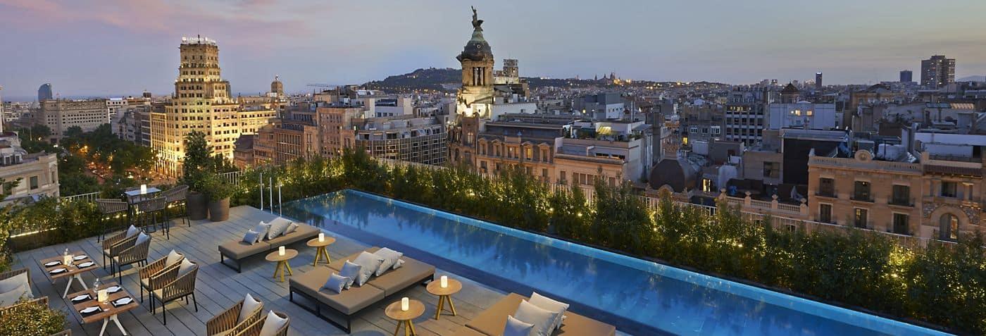Luxushotel in barcelona mandarin oriental barcelona for Migliori hotel barcellona