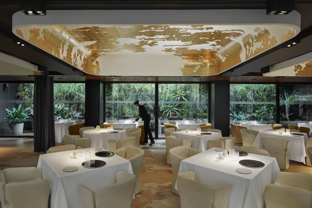 Best Restaurants Bars Lounges Mandarin Oriental Barcelona