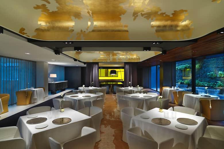 Moments mandarin oriental hotel barcelona - Hotel mandarin restaurante ...