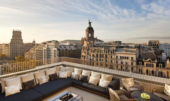 Seven of the world's most incredible suites