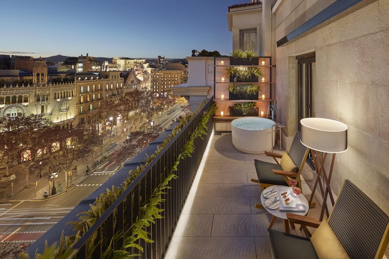 Aperçu rapide de l'hôtel Mandarin Oriental, Barcelona