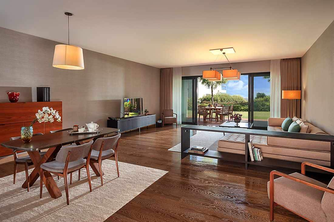 Three Bedroom Residential Apartment living room