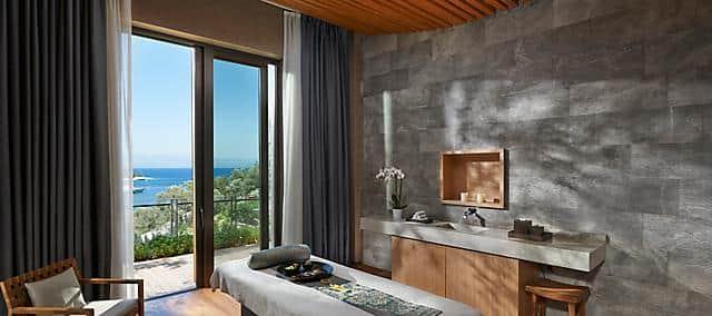 spa single treatment room