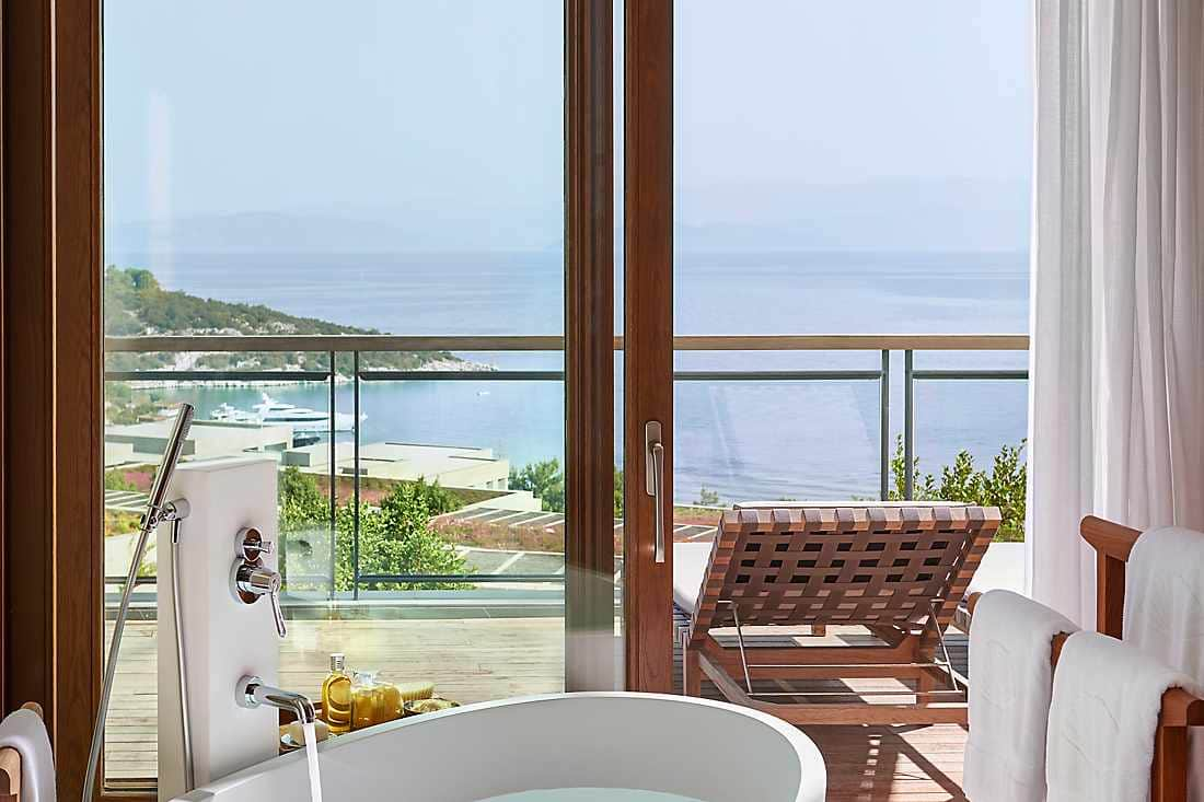 Luxury Accommodations In Paradise Bay | Mandarin Oriental, Bodrum
