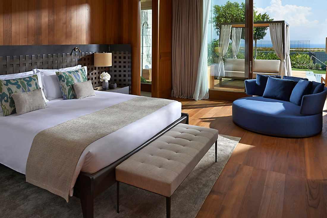 Mediterranean Suite bedroom