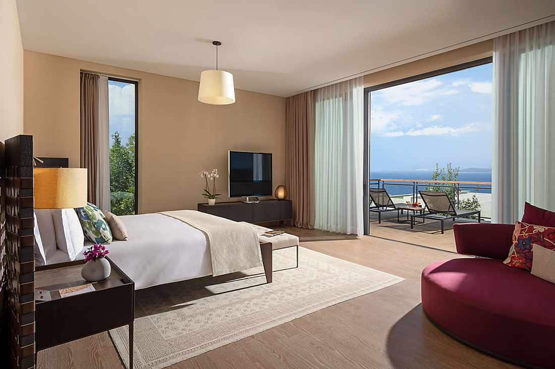 Magnolia Villa bedroom