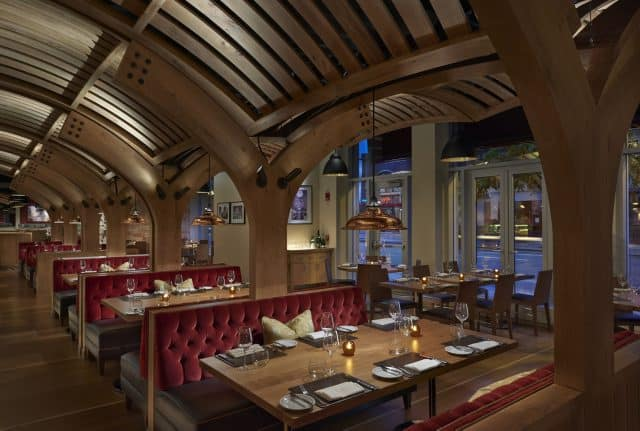 Bar Boulud Restaurants In Back Bay Mandarin Oriental Boston