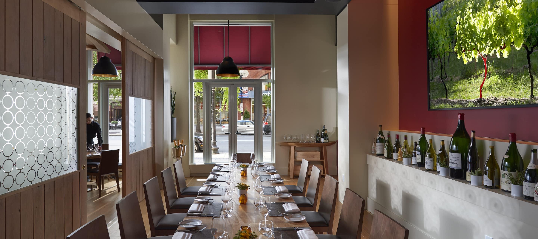 private fine dining boston bar boulud mandarin oriental boston - Boston Private Dining Rooms
