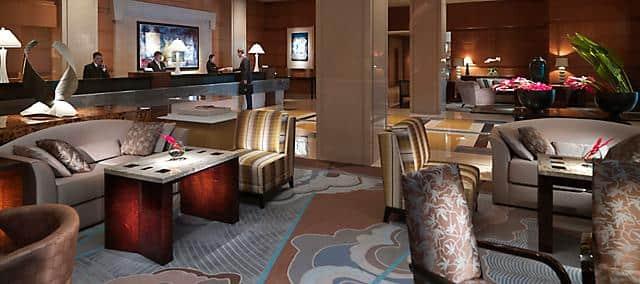 boston hotel lobby